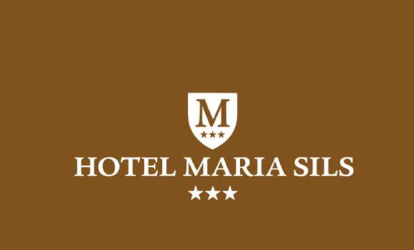 Publikums-Broschüre für Hotel Maria Sils