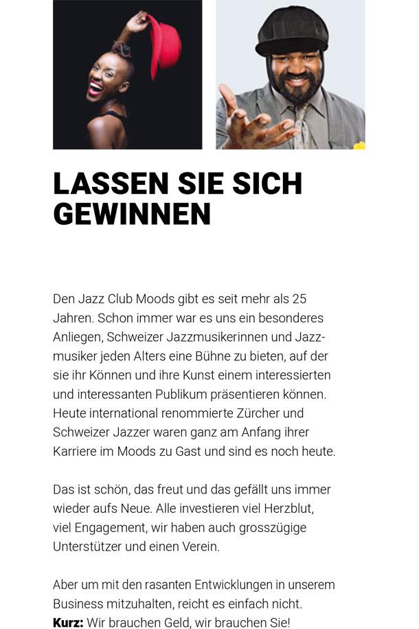 Jazz Club Moods