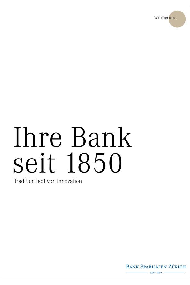 Bank Sparhafen Zürich