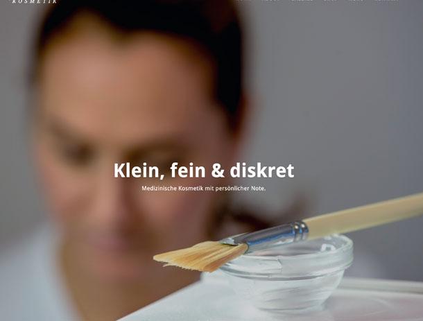 Corinne Huber Kosmetik Zurich